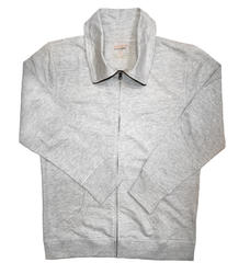 Women's 80% Cotton 20% Poly French Terry Jacket - Heather