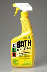 CLR Bath & Kitchen Cleaner-Fresh Scent 26Fl oz.