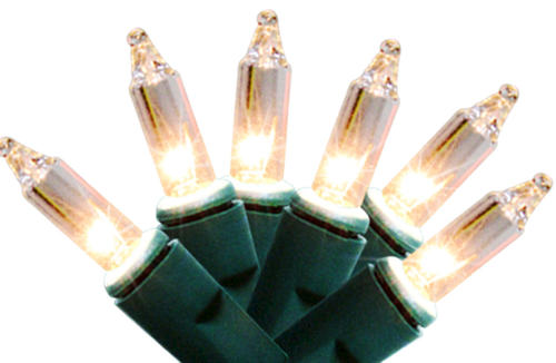 12-Light Battery-Operated Mini Christmas Light Set at Menards