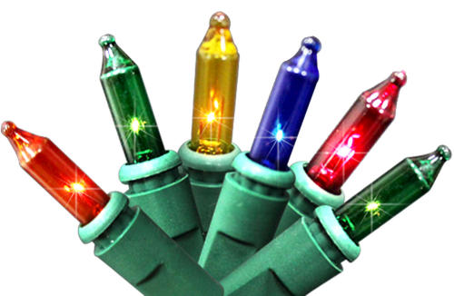 12-Light Battery-Operated Mini Christmas Light Set at Menards