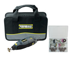 Performax® 1.5-Amp Rotary Tool with 50 Pieces