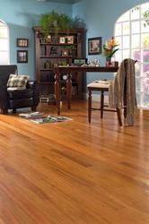 "Timberhill Flooring Brazilian Cherry Natural Engineered Hardwood Flooring 3/8"" x 5"" (26.05 sq.ft/ctn)"