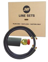 "1/4"" Liquid Line x 3/4"" Suction Line x 3/8"" Insulation x 25' Ductless w/Nuts"
