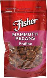 Fisher Mammoth Praline Pecans - 5.5 oz