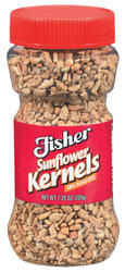 Fisher Dry Roasted Sunflower Kernels - 7.25 oz