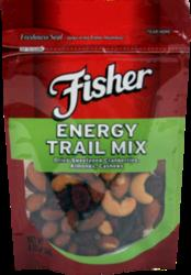 Fisher Energy Trail Mix - 4 oz
