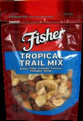 Fisher Tropical Trail Mix - 3.5 oz