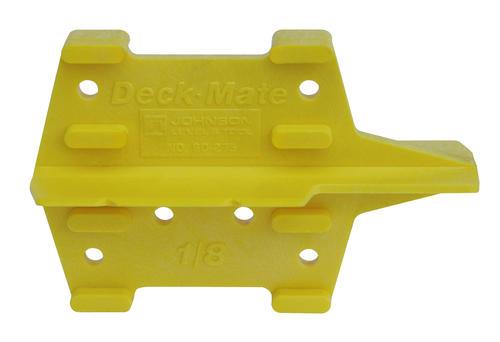 Deckmate deck spacing tool at menards