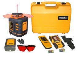 Self-Leveling Rotary Laser Kit