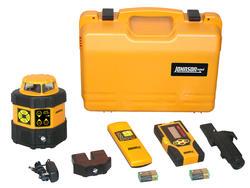 Electronic Self-Leveling Horizontal Rotary Laser Kit