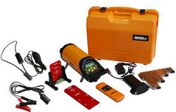 Electronic Self-Leveling Pipe Laser