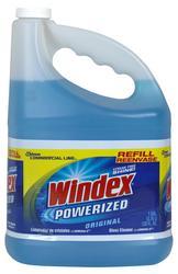 Windex Blue Original Powerized Refill - 1 gal.