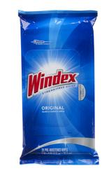 Windex Glass and Surface Wipes - 28 ct.