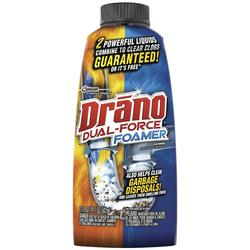 Drano Dual-Force Foamer - 17 oz.