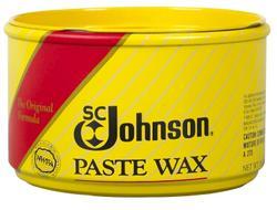 S.C. Johnson Fine Wood Paste Wax - 1 lb.