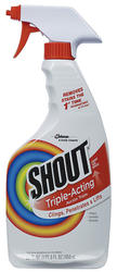 Shout Trigger Triple-Acting Precleaner - 22 oz.