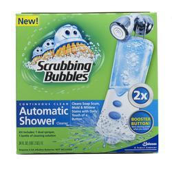 Scrubbing Bubbles Continuous Clean Automatic Shower Cleaner