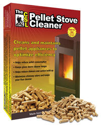 Pellet Stove Cleaner