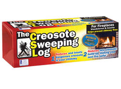Creosote Sweeping Log®