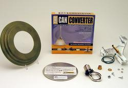 """The Can Converter R56 5""""/6"""" Gothic Bronze Recessed Can Light Conversion Kit"""