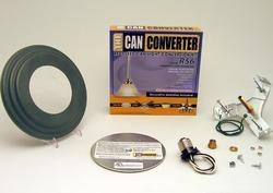 """The Can Converter R56 5""""/6"""" Tortoise Recessed Can Light Conversion Kit"""