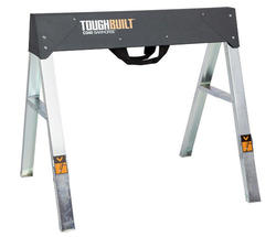 ToughBuilt™ Folding Metal Sawhorse