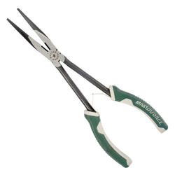 """Masterforce® 11"""" Long Nose Pliers w/cutter"""