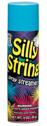 Silly String Spray Streamer (Assorted Colors)