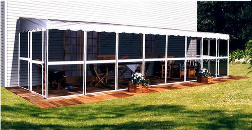 patio mate screen enclosure roof 1