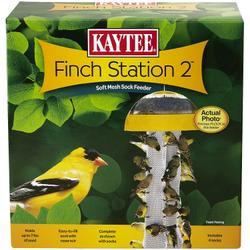 KAYTEE® Finch Station 2™ Soft Mesh Sock Feeder