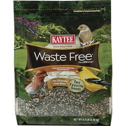 KAYTEE® Waste Free® Wild Finch Blend™ Wild Bird Food - 4.5 lb.