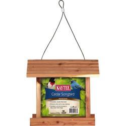 KAYTEE® Cedar Songbird Feeder