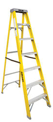 777 7' Fiberglass Step Ladder Type I