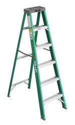 676  6' Type II Fiberglass Step Ladder