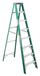 678  8' Type II Fiberglass Step Ladder
