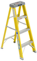 774  4' Type I Fiberglass Step Ladder