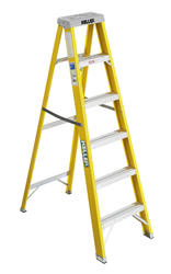 776  6' Type I Fiberglass Step Ladder