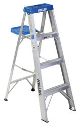 914  4' Type I Aluminum Step Ladder