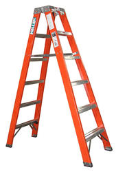 KPro M8706  6' Type IA Fiberglass Twin Ladder