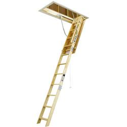 10' Wood Attic Ladder