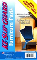 "KE Slip Guard™ Furniture Pads 4"" X 8"""