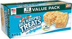 Kellogg's Rice Krispies Original Marshmallow Squares - 16 ct. / 12.4 oz.