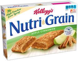 Kellogg's Nutri-Grain Apple Cinnamon Cereal Bars - 8 ct. / 10.4 oz.