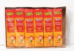 Keebler Cheese and Cheddar Sandwich Crackers - 21.6 oz.
