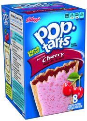 Kellogg's Pop-Tarts Frosted Cherry Toaster Pastries - 8 ct. / 14.7 oz.