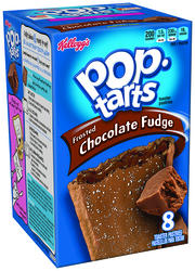 Kellogg's Pop-Tarts Frosted Chocolate Fudge Toaster Pastries - 8 ct. / 14.7 oz.