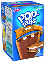 Kellogg's Pop-Tarts Frosted S'mores Toaster Pastries - 8 ct. / 14.7 oz.