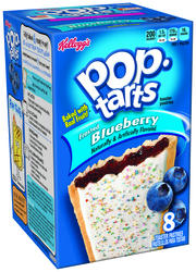 Kellogg's Pop-Tarts Frosted Blueberry Toaster Pastries - 8 ct. / 14.7 oz.