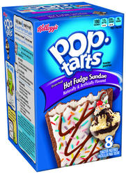Kellogg's Pop-Tarts Frosted Hot Fudge Sundae Toaster Pastries - 8 ct. / 14.7 oz.