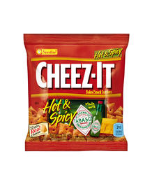 Cheez-It Hot and Spicy Crackers - 7 oz.